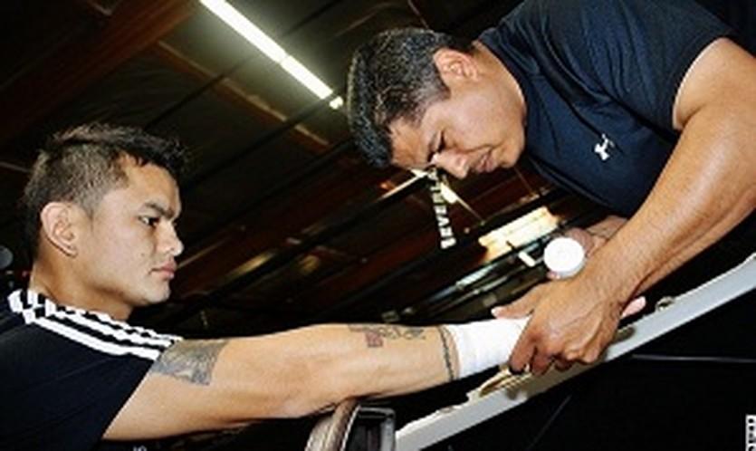 Маркос Майдана, boxingscene.com