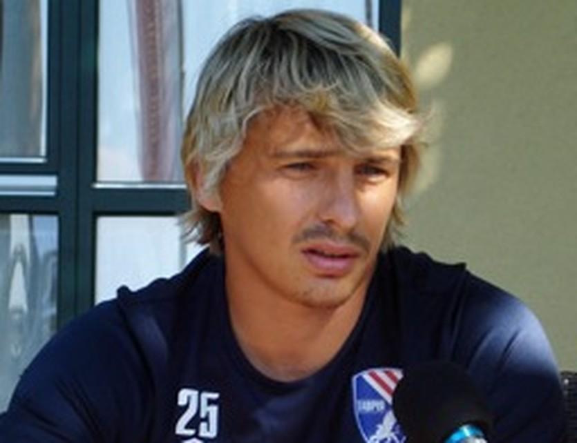 Максим Калиниченко, фото CК Таврия