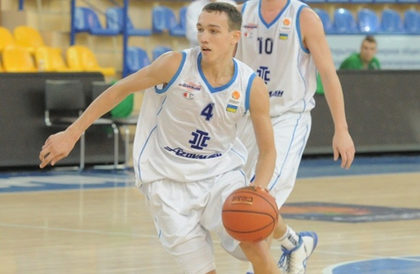 Эрнесто Ткачук, фото БК Азовмаш