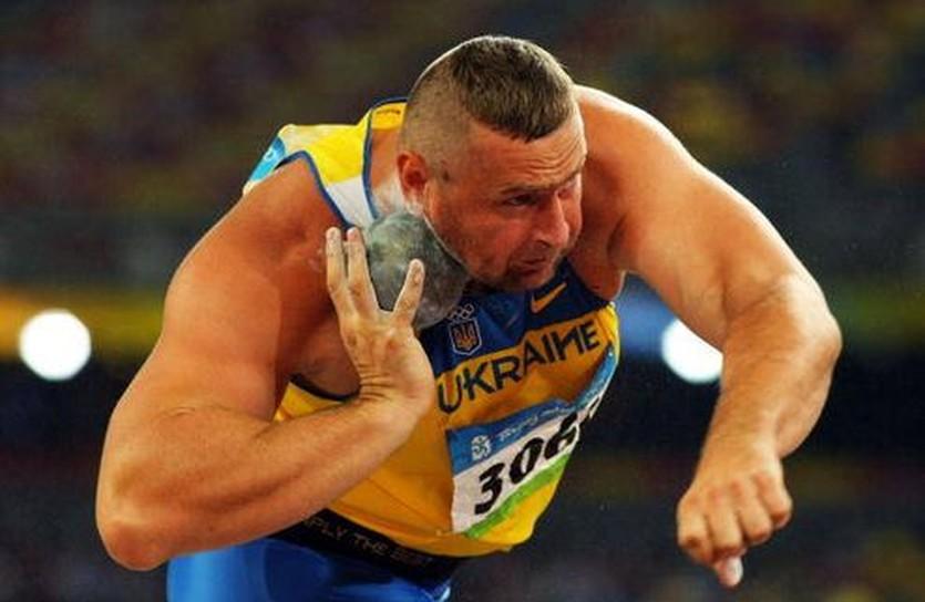Юрий Белоног, trackandfield.about.com