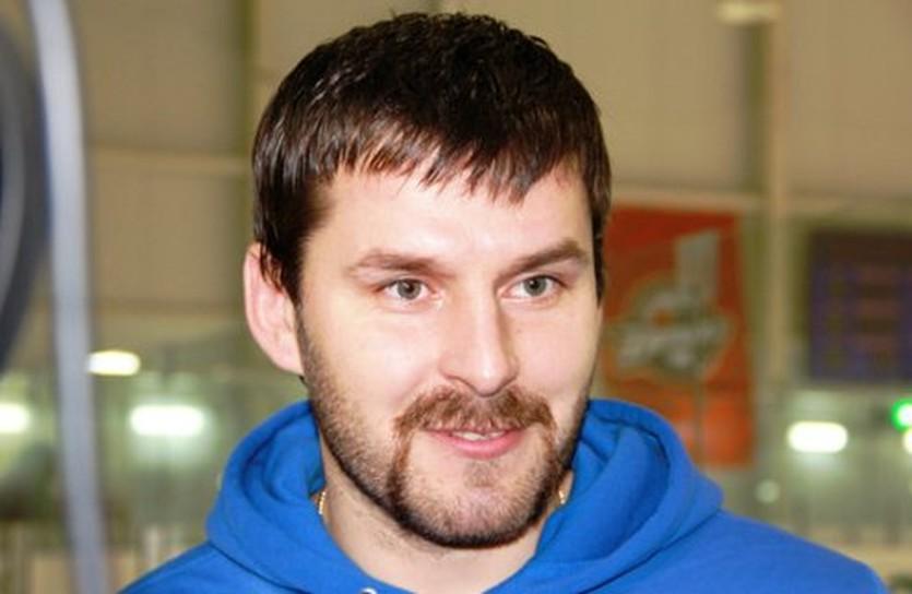 Павел Волчек, фото ХК Беркут