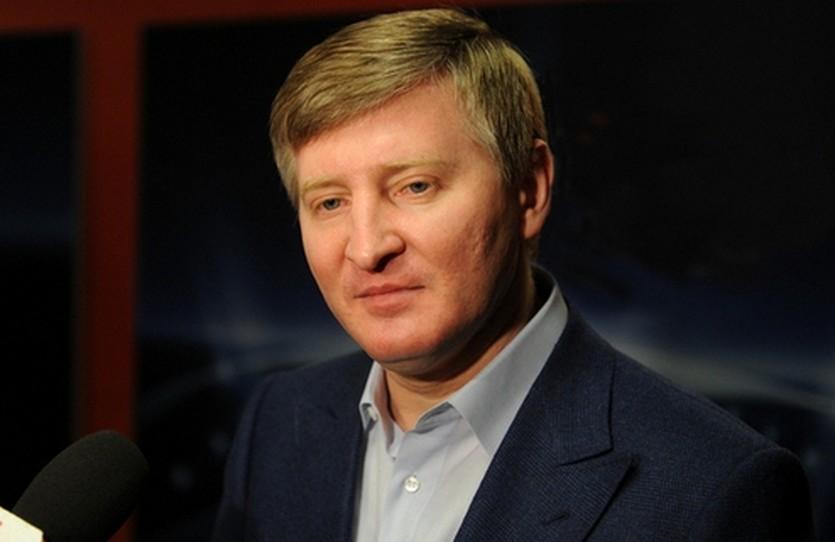 Ринат Ахметов, фото ФК Шахтер