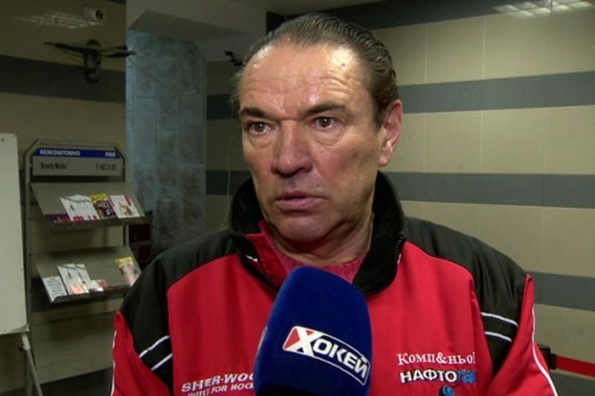 Александр Сеуканд, фото ТК Хоккей