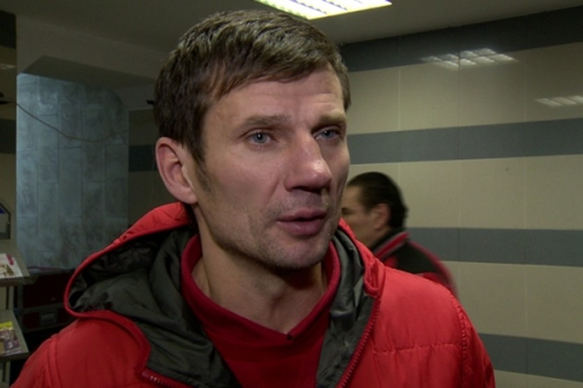 Игорь Андрющенко, ТК Хоккей