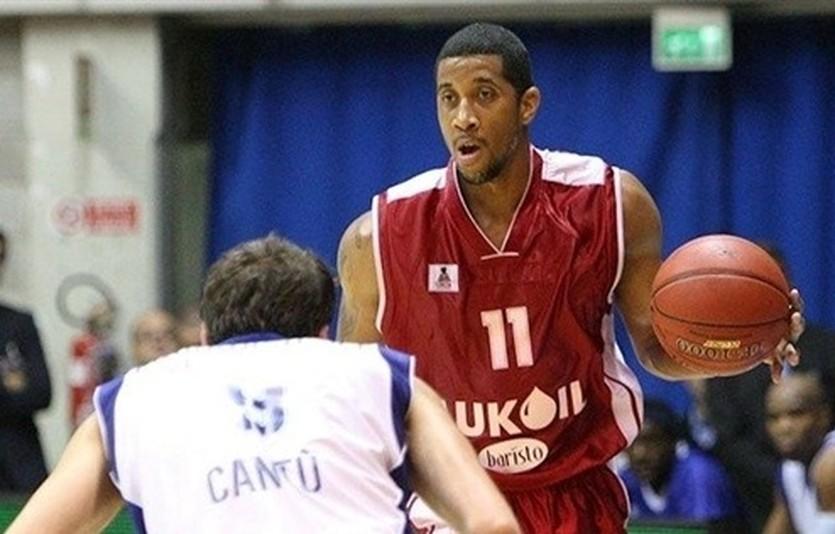 Дэйвин Грин привел Лукойл к победе, фото eurocupbasketball.com