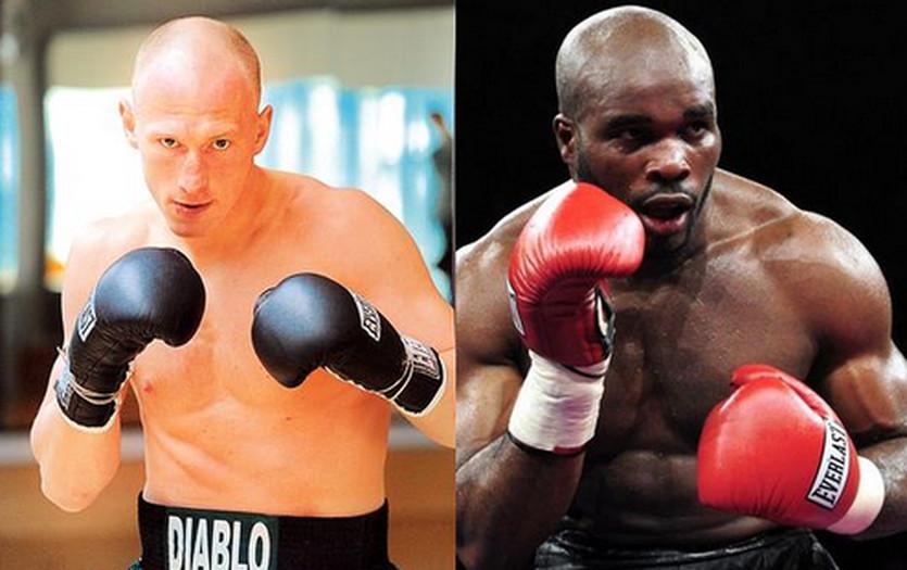 Влодарчик vs Мормек, коллаж boxing.ru
