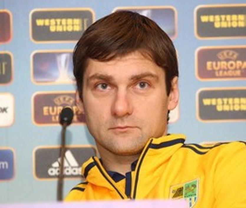 Фото Николай Брынза, football.ua