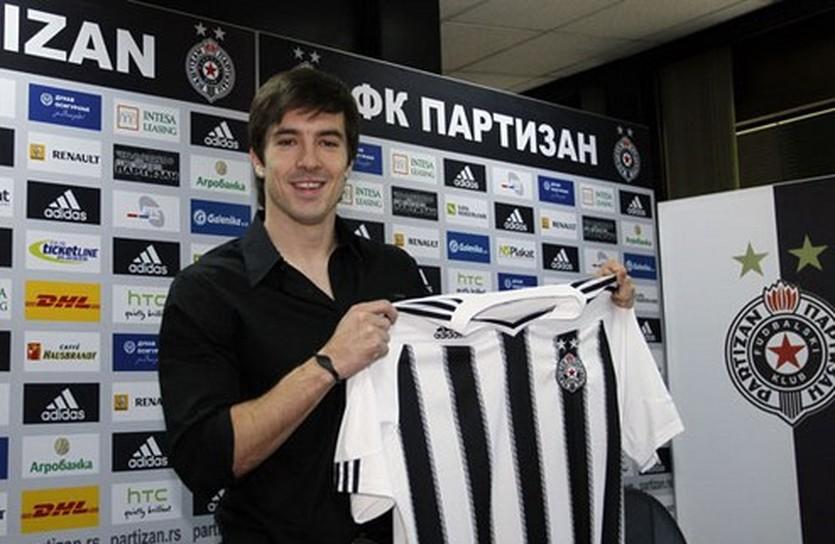 Владимир Волков, фото partizan.co.rs