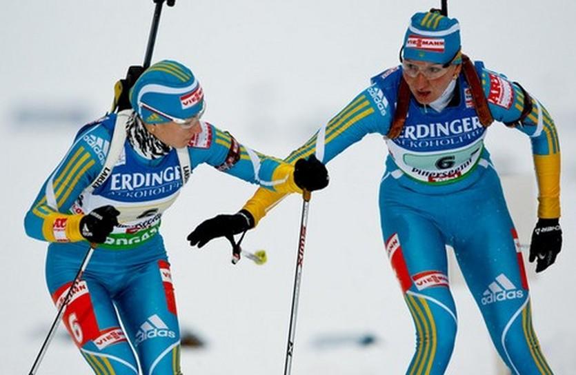 Вита и Валя Семеренко, Getty Images