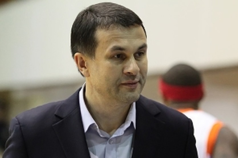Аудрюс Пракурайтис, фото БК Днепр-Азот
