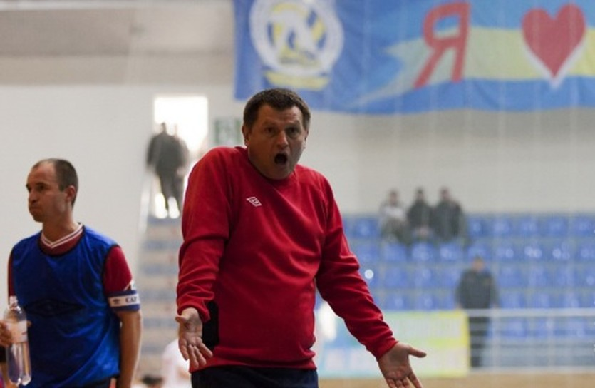 Олег Солодовник, фото МФК Локомотив