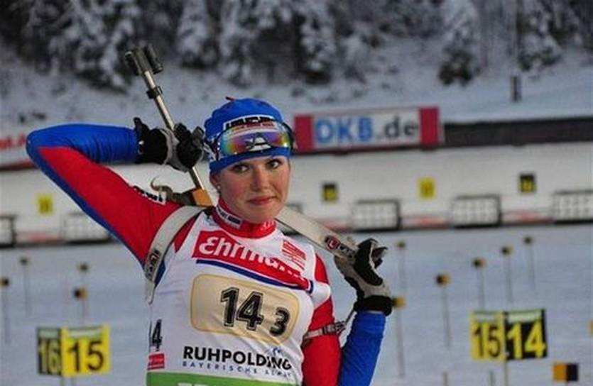 Габриэла Соукалова,  biathlonnews.com