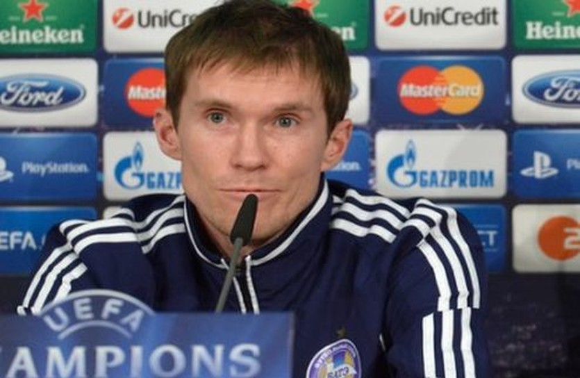 Александр Глеб, football.by