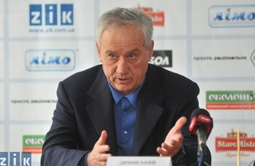Петр Дыминский, фото zik.ua