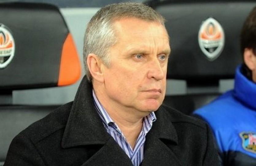 Леонид Кучук, фото ФК Шахтер