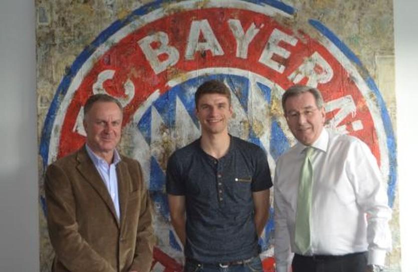 фото ФК Бавария