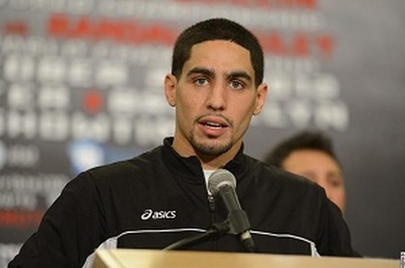 Дэнни Гарсия, boxingscene.com