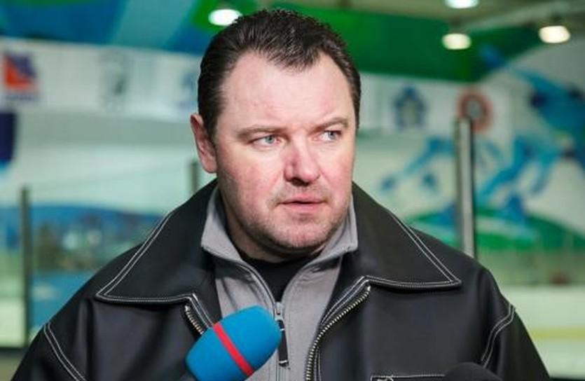 Сергей Ткаченко, ХК Динамо Харьков