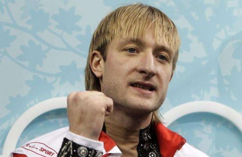 Евгений Плющенко, АР