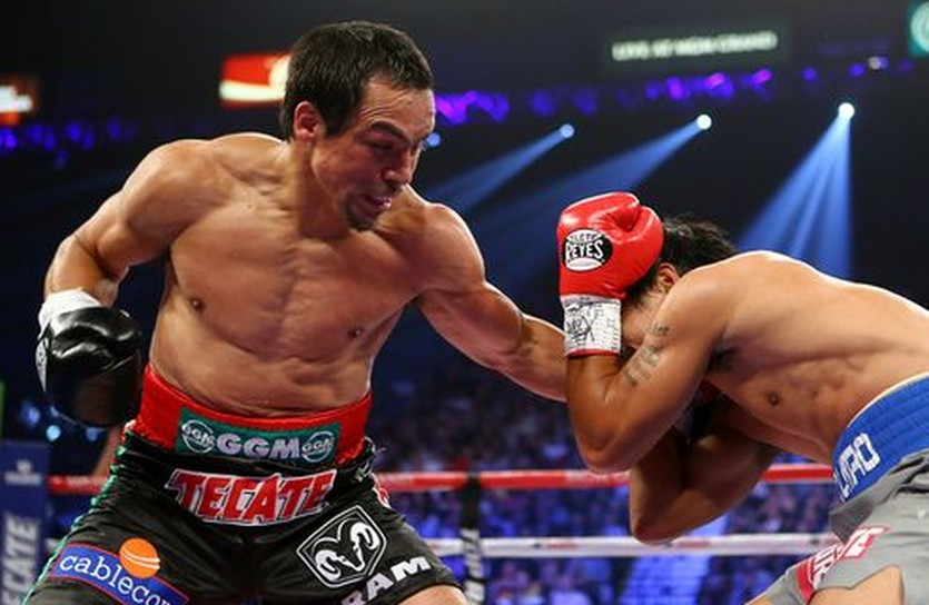 Хуан Мануэль Маркес, Getty Images