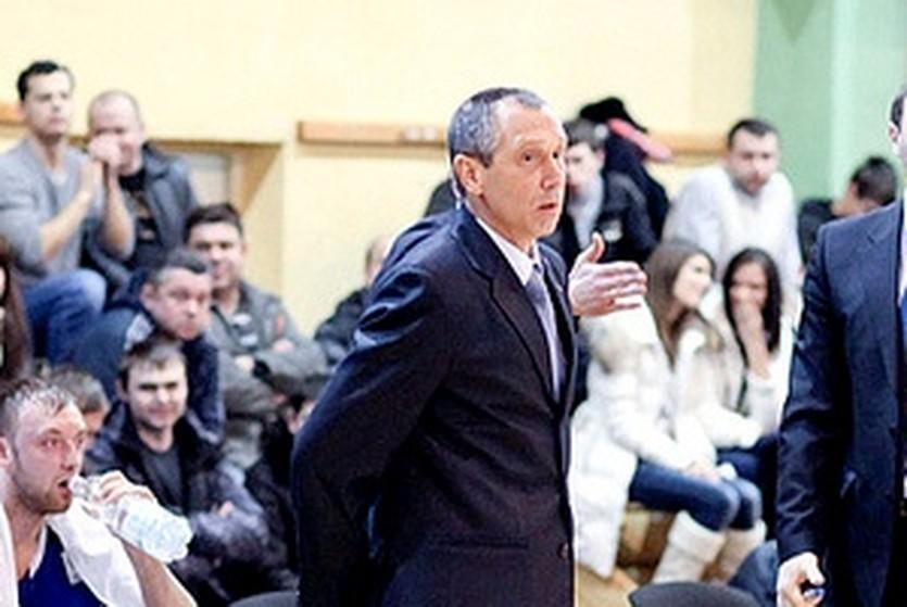 Сергей Завалин, фото БК Говерла