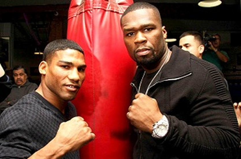 Юриоркис Гамбоа и 50 Cent, Billboard.com