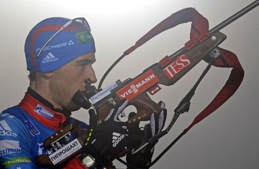 Дмитрий Малышко, AFP