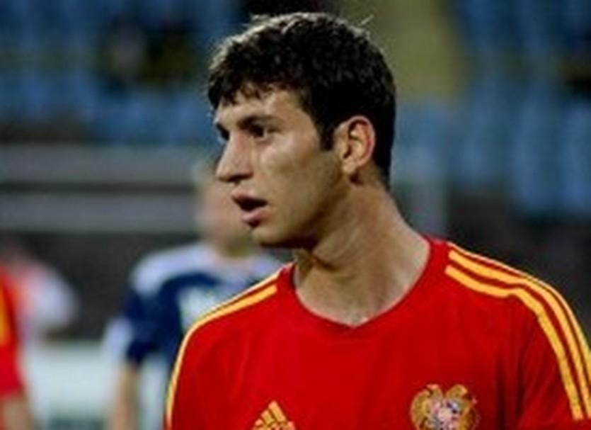 Оганес Амбарцумян, armfootball.com