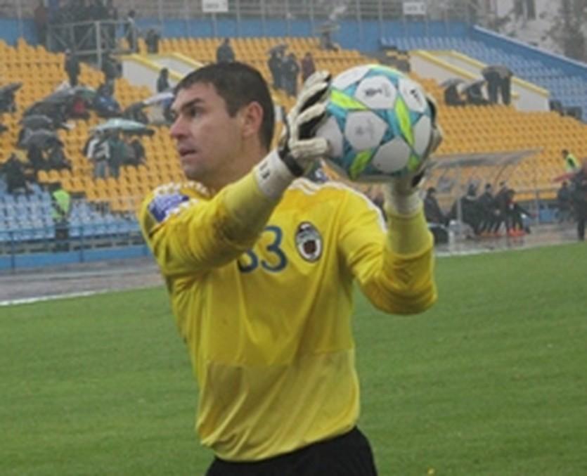 Дмитрий Бабенко, фото ФК Говерла