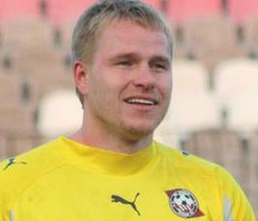 Евгений Боровик, фото fckryvbas.com.ua