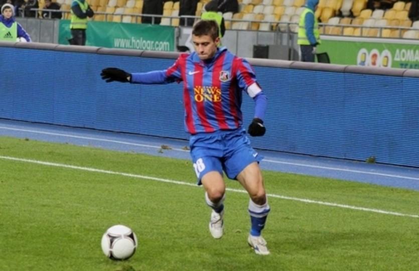 Владимир Полевой, фото ФК Арсенал