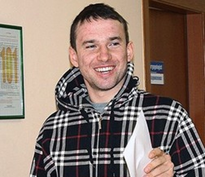 Андрей Богданов, фото ФК Динамо