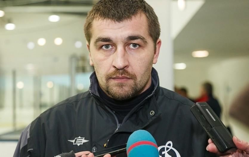 Дмитрий Якушин, dinamo-kh.com