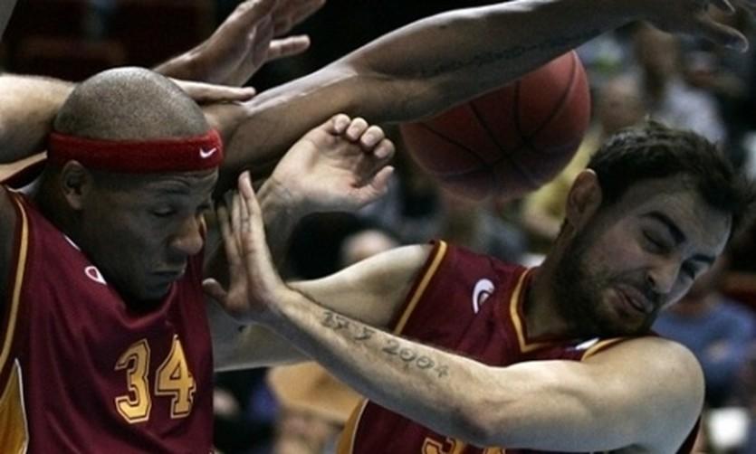 Галатасарай одержал первую победу в Топ-16, eurocupbasketball.com