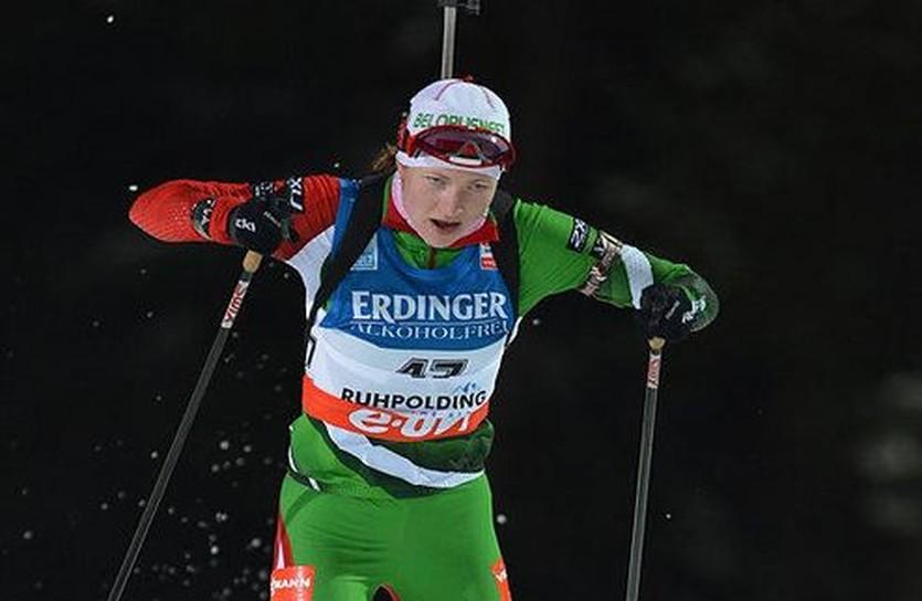 Дарья Домрачева, biathlonworld.com