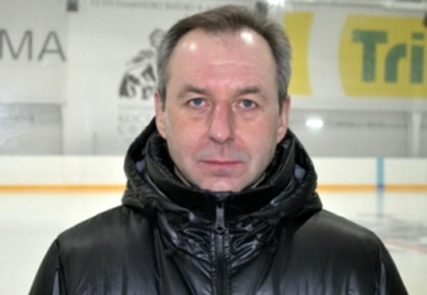 Юрий Загородний, фото ХК Белый Барс