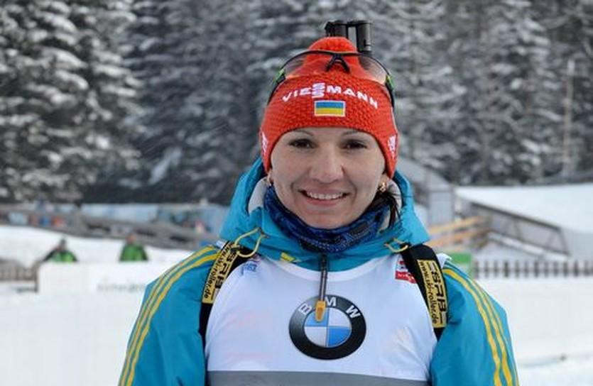 Елена Пидгрушная, biathlon.com.ua