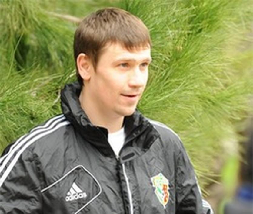 Сергей Силюк, фото ФК Ворскла