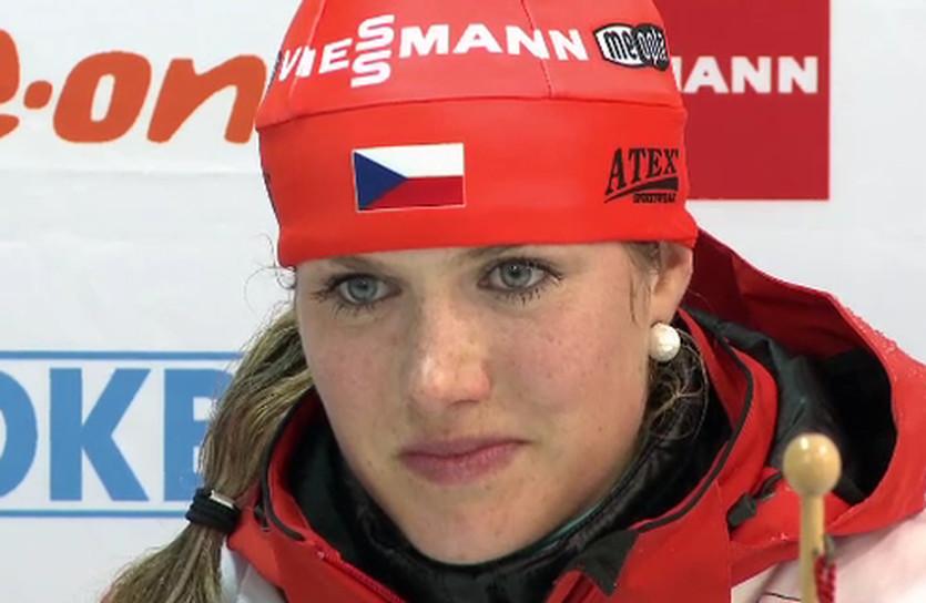 Габриэла Соукалова, biathlonews.com