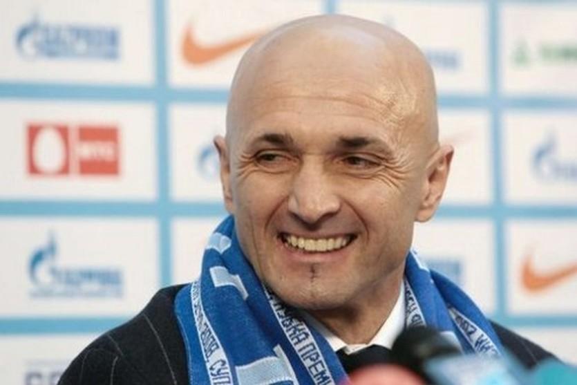 Лучано Спаллетти, фото ФК Зенит