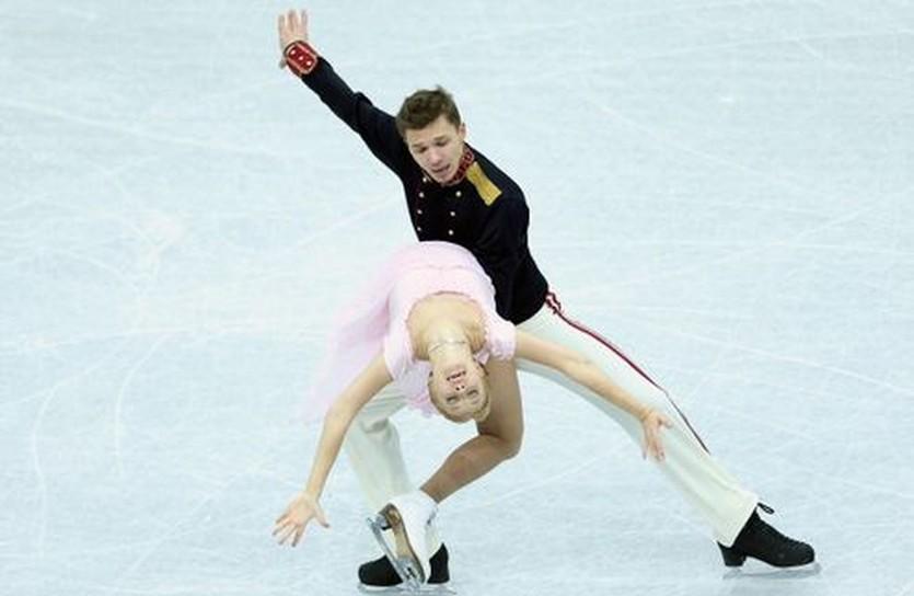 Екатерина Боброва и Дмитрий Соловьев, Getty Images