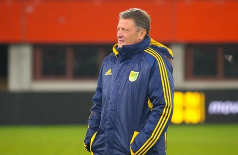 Мирон Маркевич, фото Н.Брынзы, football.ua