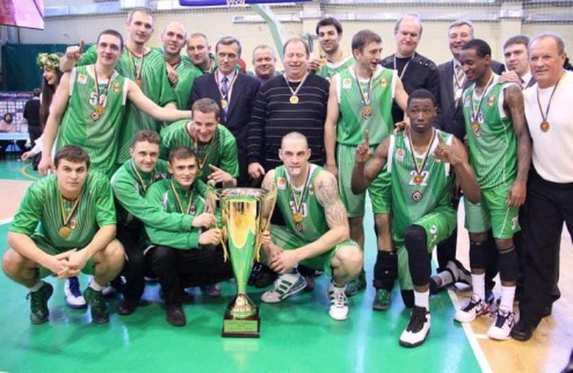 Ферро увез Кубок-2013 в Запорожье, фото Ирины Сомовой