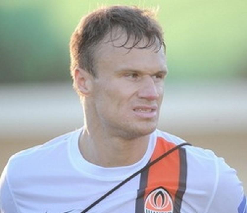 Вячеслав Шевчук, фото ФК Шахтер