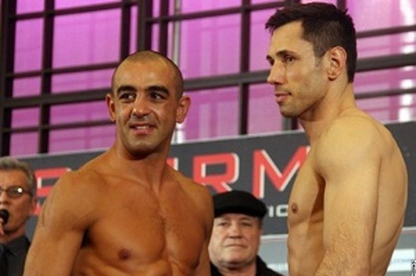 Солиман и Штурм (слева направо), boxingscene.com