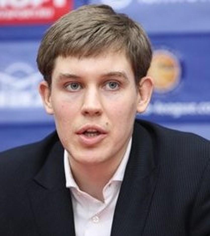 Алексей Ефимов, фото БК Донецк