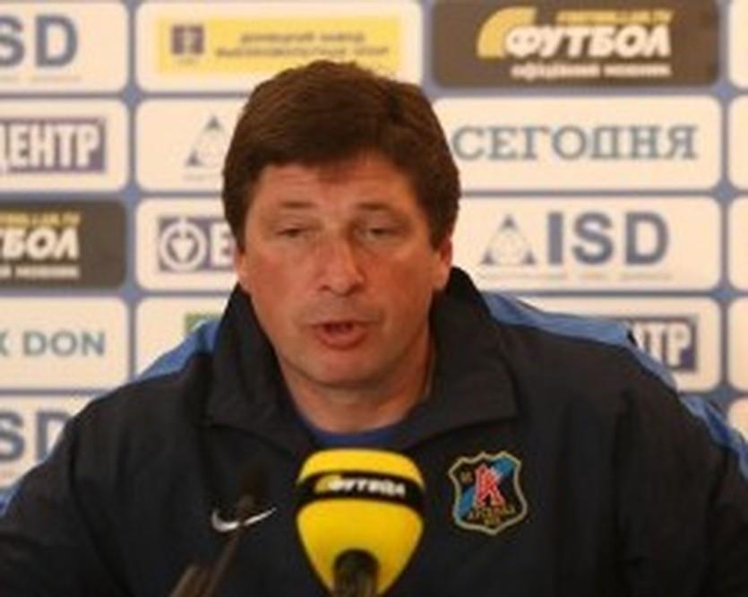 Юрий Бакалов, фото ФК Арсенал