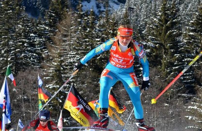 Яна Бондарь, biathlon.com.ua