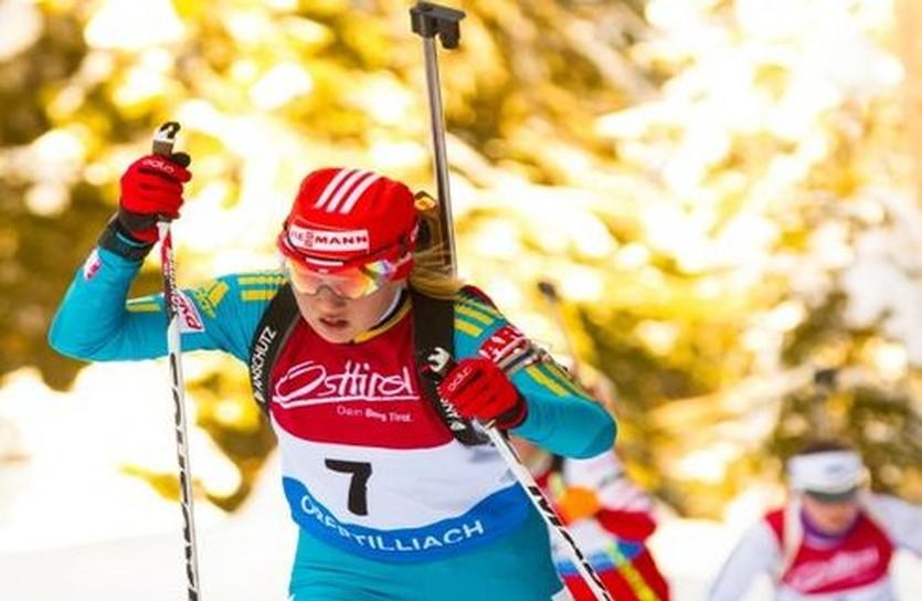 Анастасия Меркушина, biathlonworld.com