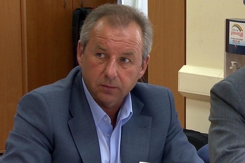 Гендиректор ПХЛ Юрий Загородний, bighockey.ua